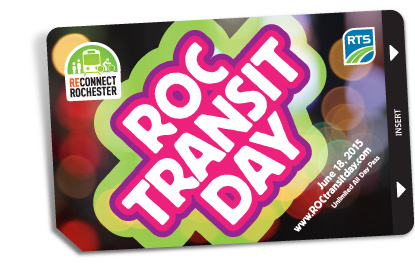 ROC Transit Day Card