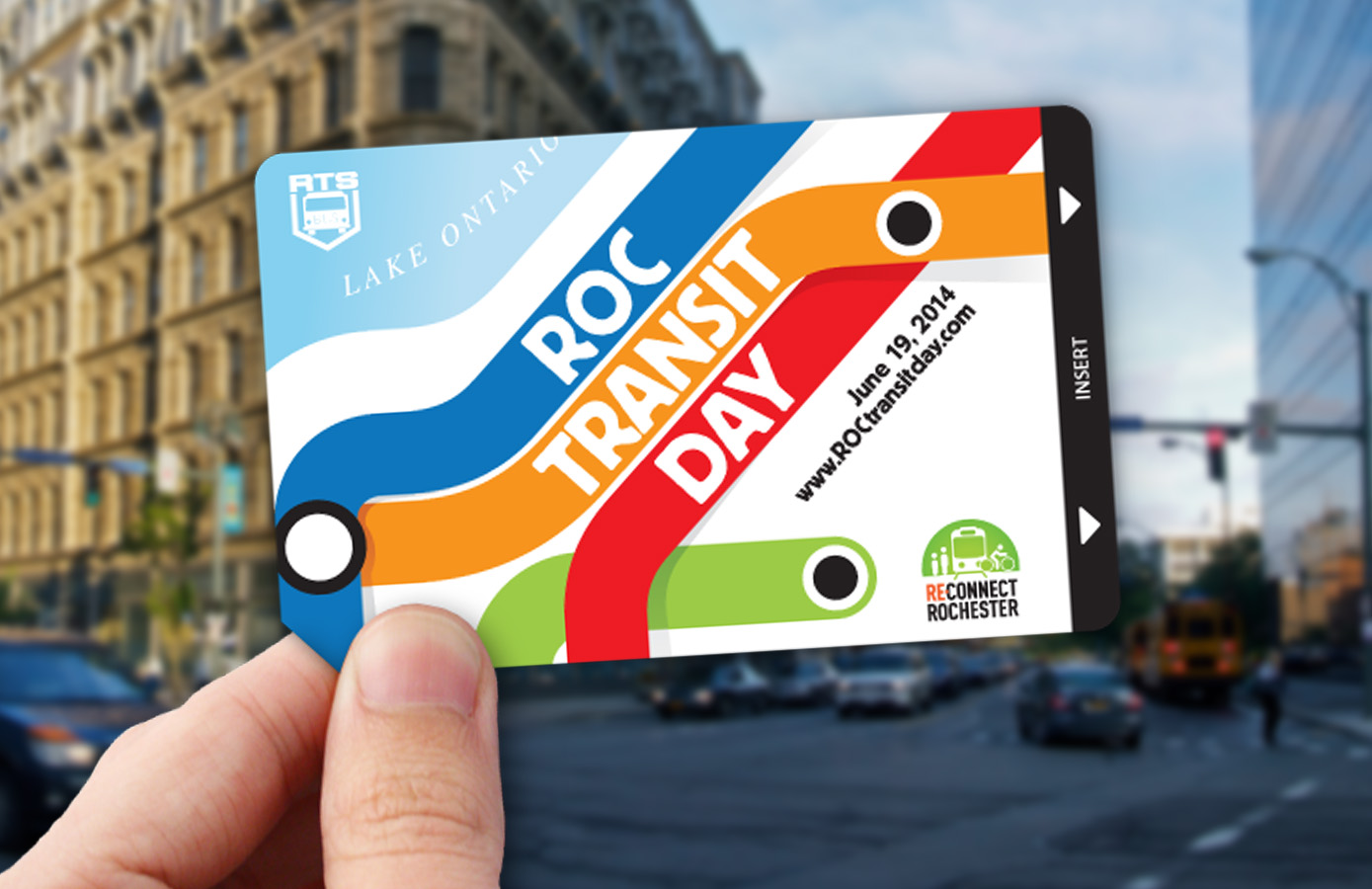 Get FREE ROC Transit Day Fare Cards for Your Organization